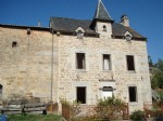 Village stone house with adjoining land, near the Aubrac, close to all amenities