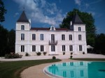 Beautiful Chateau on 5 Hectares near Nérac