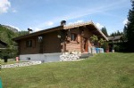 Three Bedroomed Chalet in Verchaix