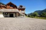Spacious Five Bed Chalet in Essert Romand