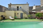 Village House with Pool and Outbuilding near Uzes