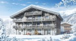 New Build Apartment in Central Samoens