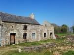 Character stone house to renovate in brittany - plélan-le-petit area