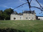 House for sale langourla, ancient manor style farmhouse with 6 hectares and outb