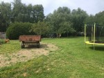 Land for sale lamballe, constructible, serviced and bounded, a few steps from th