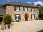 House for sale saint maden, near dinan, quiet and bucolic environment, 5 bedroom