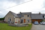 House for sale pledeliac, countryside, family home, 3 bedrooms, double garage