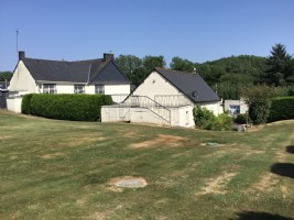 House for sale rouillac, country property in a beautiful setting with private la