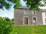 A lovely warm  et  convivial 3 bedroom house for sale in brittany,  good size ga