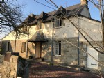 Small farmhouse for sale ni the countryside of tremeur