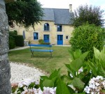 Charming house of stone and cob close to dinan