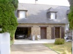 3 bedrooms house with garage and easy to maintain garden