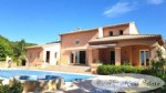 Attractive villa, 194m², 3/4 bedrooms, large open rooms, swimming pool, multiple large