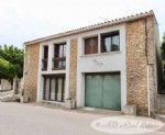 Village house 260m² on two levels, 3 bedrooms, plot 1846m², in a centre of a village, plus