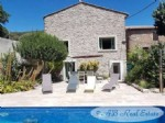 Charming stone village house, 180m² living space, original features, renovated with taste