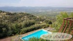 An architect built villa in sought after Vallespir location with exceptional views of the Massif
