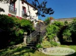 Charming stone property,  378m² living area, authentic features, 9 bedrooms, swimming pool,