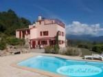 Large unique villa 180m², 4 double bedrooms, study, roof terrace, pool, workshop, quiet,