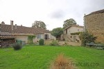Allionay (79) - Two stones houses in private enclosed garden and pool