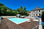 Brivezac (19) - Spacious house with 5/6 bedrooms in village situation close to the R Dordogne