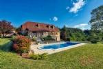Nr Saint Céré (Lot) - A stunning luxury stone house, with a pool