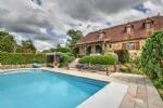 Nr Saint Céré (Lot) - A stunning luxury stone house, with a heated pool