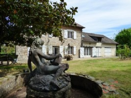 Arnac-Pompadour (19) - Lovely 5 bedroom presbytery just 5 minutes from Arnac Pompadour
