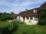 Lubersac (19) - Character farmhouse and gite, set in grounds of 3.8 ha. Perfect for animal lovers