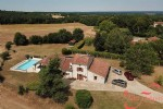 Montbron (Charente) - Wonderful four bedroom character property with swimming pool