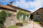 Busserolles (Dordogne) - Two cottages  with outbuildings, set in a tranquil location..