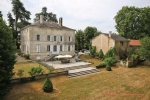 Brantôme (24) - Magnificent riverside country house for sale with gîte business and 16.7 hectares.