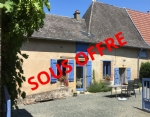 SOUS OFFRE Renovated farmhouse in the south of Burgundy