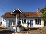 Lovely holiday cottage with panoramic view in the Bourgogne