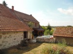 For sale in the Creuse, renovated farmhouse, plot of 4978m2