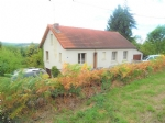 For sale in the Creuse, beautifully situated house,3000m2.