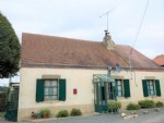 House, garage, garden for sale in the Creuse near Aigurande
