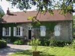 Morvan, renovated former parsonage, quiet location