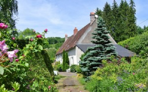 Beautiful former presbytery with 2 gites for sale in the Morvan