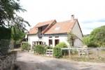 Natural stone house near Moux en Morvan, Cote d'Or