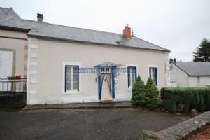 Nice village house for sale in the Morvan in Burgundy