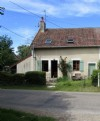 Cosy country house for sale in Burgundy