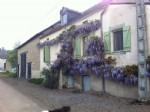 Charming village house for sale near the Morvan, Bourgogne