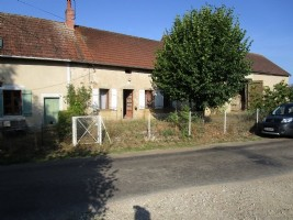House to renovate for sale near the Morvan, in Burgundy