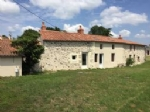 Property to finish renovating, in a village close to La Chataigneraie 85.