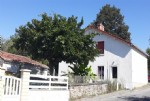 Stone house with attached barn + outbuildings, detached annexé/gîte, large gardens and paddock