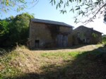 Detached barn with CU applied for, old cottage, outbuildings set in 2350m²