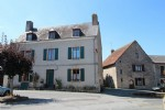 In a small and peaceful town close to La Souterraine, a spacious house with an attached gite.