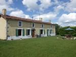 Renovated farmhouse on edge of village