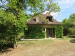Pretty Périgordine house and gite, pool and 7345 m2 near St Cyprien