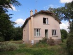 Detached house set in 1.4 acres of land with outbuildings and large hangar